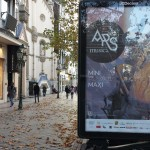 Outdoor affichecampagne